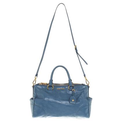 Miu Miu Handtasche aus Leder