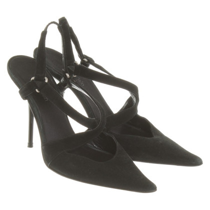 Calvin Klein Sling-backs from suede