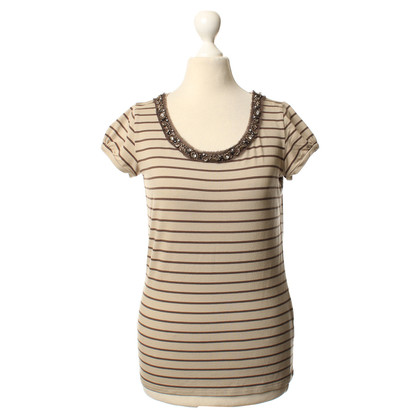 Max Mara T-Shirt with jewel details