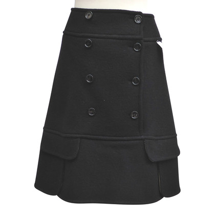 Chloé skirt with double buttons