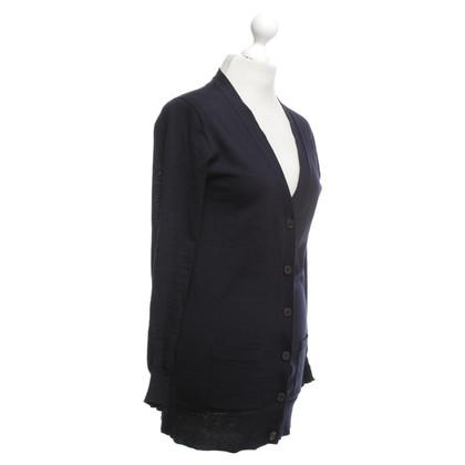 Filippa K Jacket in dark blue