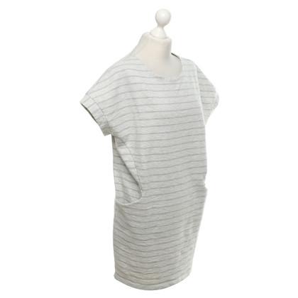 Closed Gestreiftes Sweat-Kleid