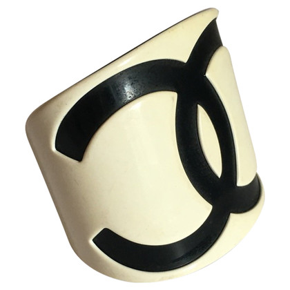 Chanel Bangle with CC logo
