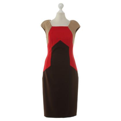 Talbot Runhof Kleid mit Zwei-Wege-Reißverschluss