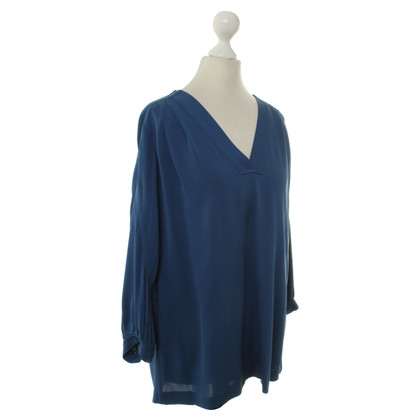 Diane von Furstenberg Blouse in blue