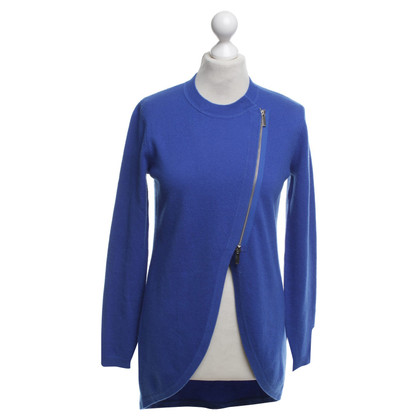 Karen Millen Long cardigan in royal blue