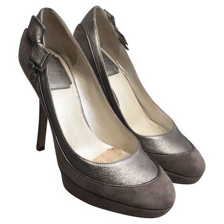 Christian Dior Pumps Taupe