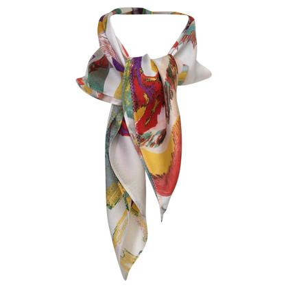 See by Chloé silk scarf