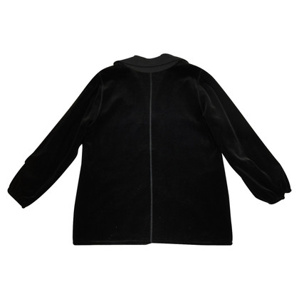 Sonia Rykiel Black velvet jacket