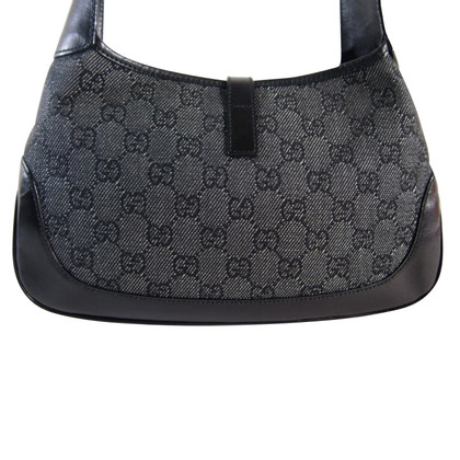 """Gucci """"Jackie Bag"""" from denim"""
