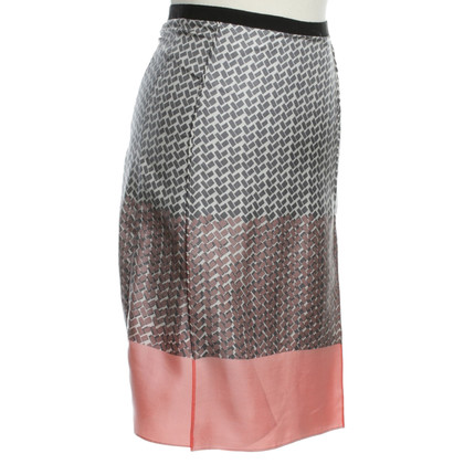 Schumacher Silk skirt pattern