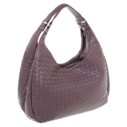 "Bottega Veneta ""Campana Bag"" in Violet"