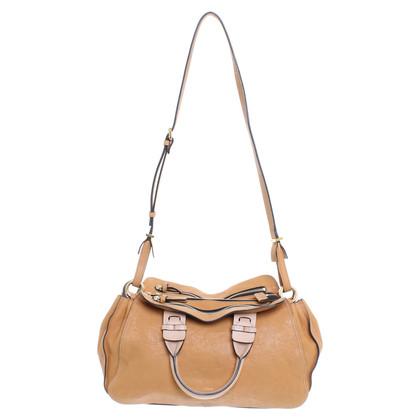Chloé Leather handbag in Brown