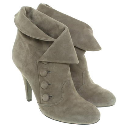 Ash Ankle Boots in Gray
