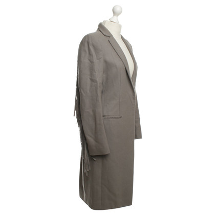 All Saints Long coat in gray