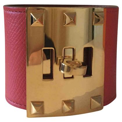 "Hermès ""Extreme Bracelet Rosé Jaipur"""