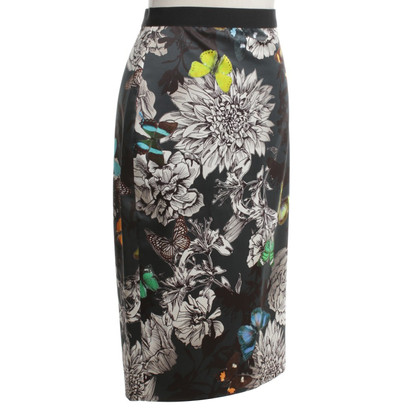 Marc Cain skirt with floral print