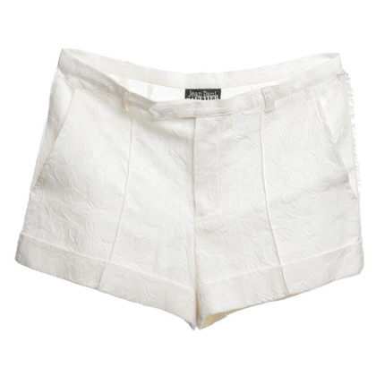 Jean Paul Gaultier Cream colored shorts