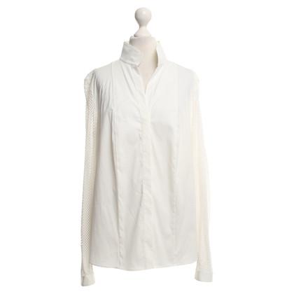 Akris Akris Punto - camicetta in bianco