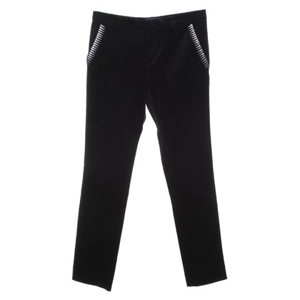 Zadig & Voltaire trousers in black