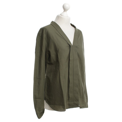 Hugo Boss Blouse in Khaki