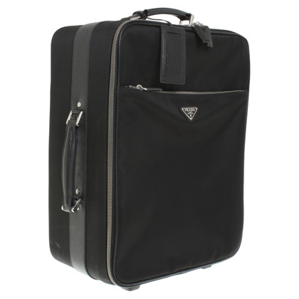 Prada Trolley in black
