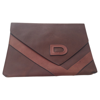 Delvaux Clutch