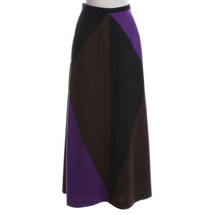 Bogner Long skirt wool