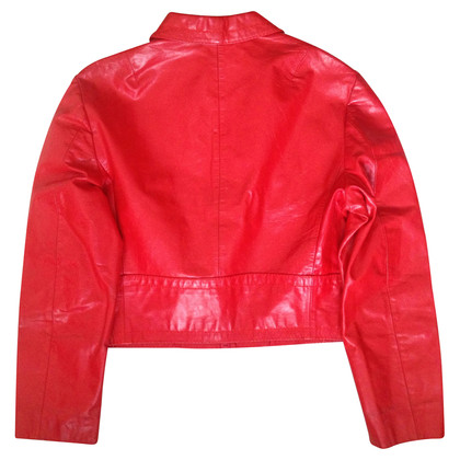 Philosophy di Alberta Ferretti Vintage leather jacket