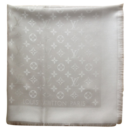 Louis Vuitton Monogram cloth in beige