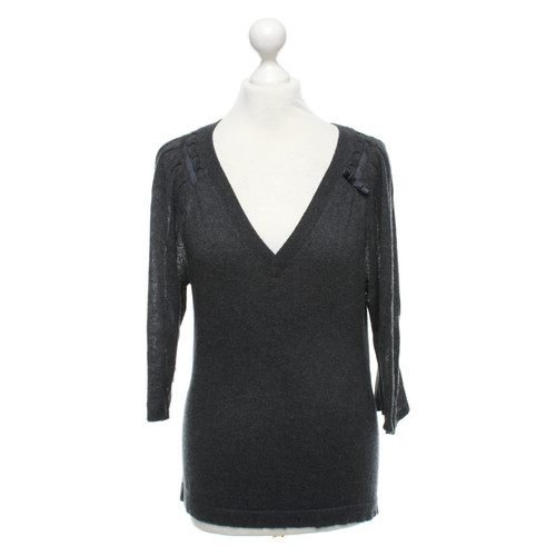 Marc Cain top in grey - Second Hand Marc Cain top in grey buy used ... f490d936d9