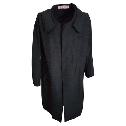 Marni Coat in zwart