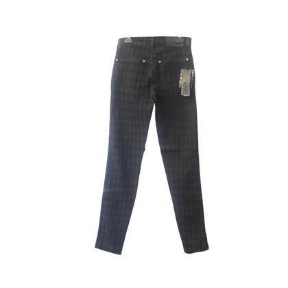 Karl Lagerfeld Monogram van mager jeans