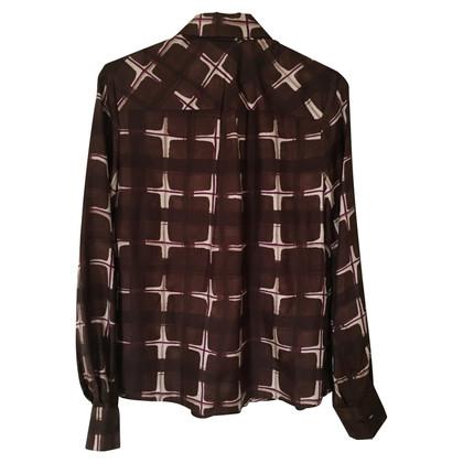 Salvatore Ferragamo silk blouse