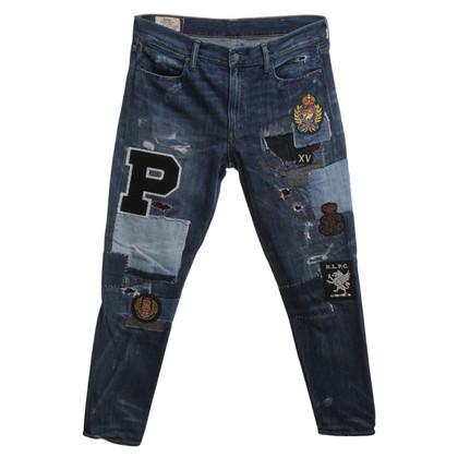 Polo Ralph Lauren Jeans in Blau
