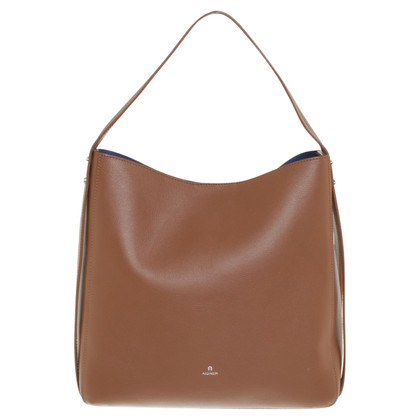 Aigner Tote Bag Brown