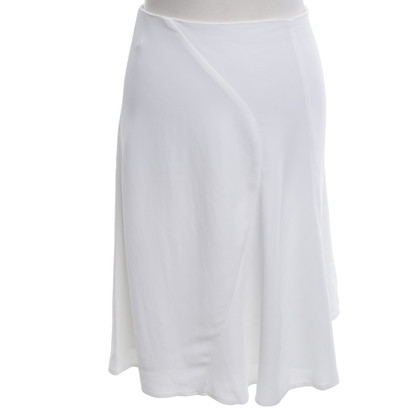 René Lezard skirt in white
