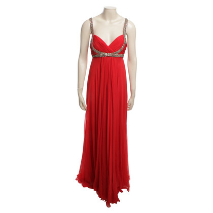 Marchesa Evening dress in silk