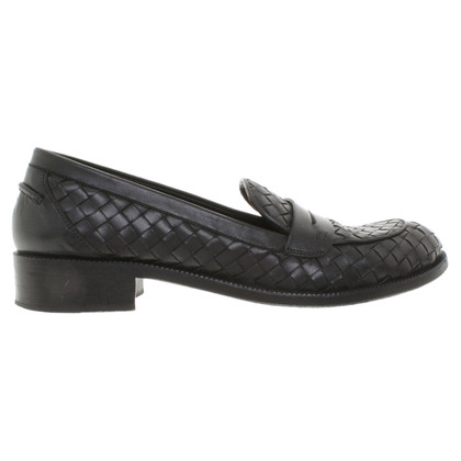 Bottega Veneta Slipper in black