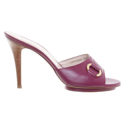 Escada Sandals purple