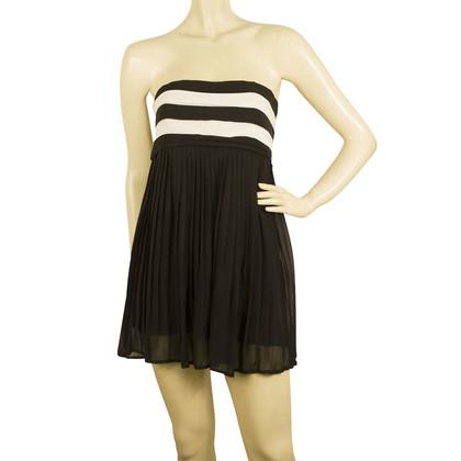 Alice + Olivia Black mini dress