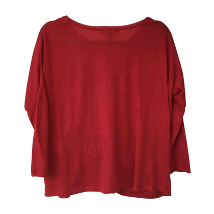 Maje Roter Pullover