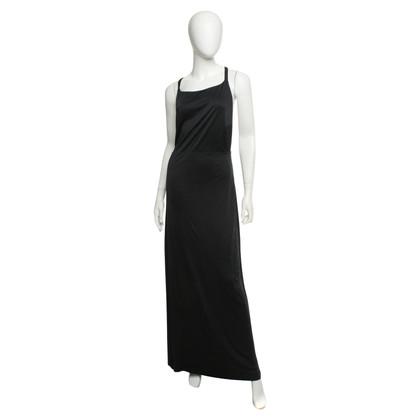 Calvin Klein Maxi-jurk in zwart