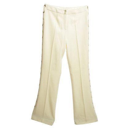 Escada Wool pants with flared legs