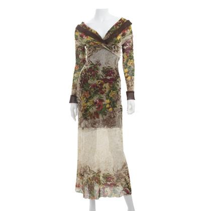 Jean Paul Gaultier jersey dress
