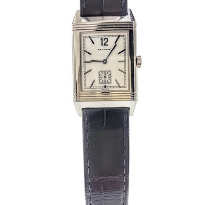 """Jaeger-LeCoultre """"Reverso Ultra Mince Or Blanc 18K"""""""