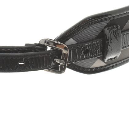 Burberry Waist Belt nova check pattern