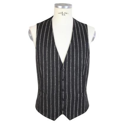 Gianni Versace Gianni Versace Gilet in lana di cashmere