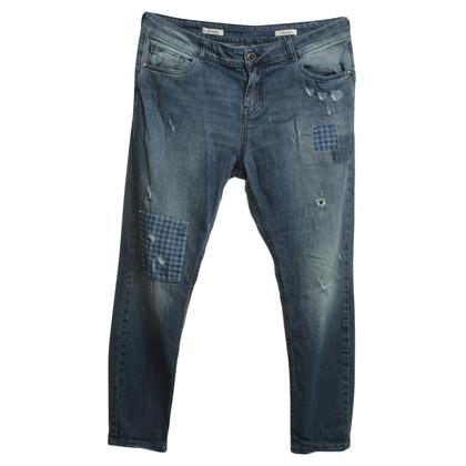 Twin-Set Simona Barbieri Jeans mit Details