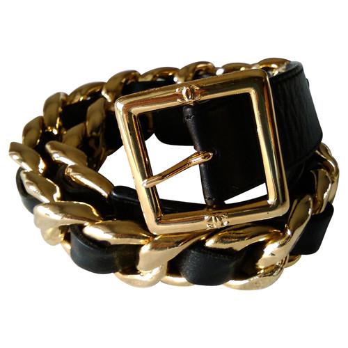 Chanel ceinture - Acheter Chanel ceinture d occasion pour 1700 ... ba7df546af4